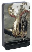Hindenburg Disaster Colorization Portable Battery Charger