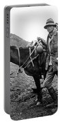 Hiram Bingham (1875-1956) Portable Battery Charger
