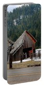 His And Hers Barn 3 Portable Battery Charger
