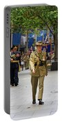 His Excellency General The Honourable David Hurley Portable Battery Charger