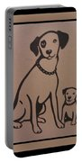 His Masters Voice - Nipper And Chipper Portable Battery Charger