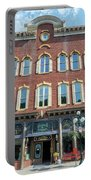Historic Buildings Deadwood South Dakota Portable Battery Charger