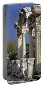 Historic Ephesus Portable Battery Charger