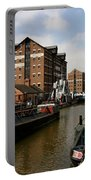 Historic Gloucester Docks Portable Battery Charger