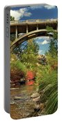 Historic Highway Bridge - Susan River Portable Battery Charger