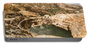 Historic Iron Ore Mine Portable Battery Charger