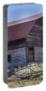 Historic More Barn Portable Battery Charger