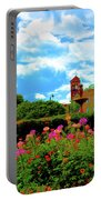 Historic Rochester Gardens Portable Battery Charger
