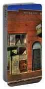 Historic Storefront In Bisbee Portable Battery Charger