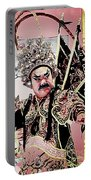 Historical Chinese Warrior Portable Battery Charger