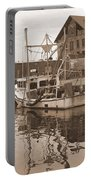 Historical Waterfront  Portable Battery Charger