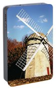 Historical Windmill Portable Battery Charger