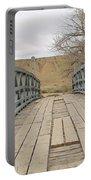 History Bridge Portable Battery Charger