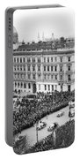 Hitler Enters Vienna Portable Battery Charger