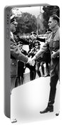 Hitler Shaking Hands With Rudolf Hess Circa 1935 Portable Battery Charger