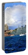 Hmas Adelaide Helps Sydney Celebrate Portable Battery Charger