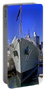 Hmas Vampire D11 In Darling Harbour Portable Battery Charger