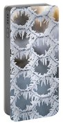 Hoar Frost Portable Battery Charger