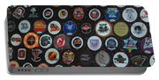 Hockey Pucks Portable Battery Charger