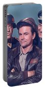 Hogan's Heroes Portable Battery Charger