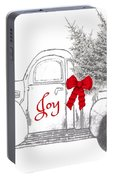 Holiday Joy Chesilhurst Farm Portable Battery Charger