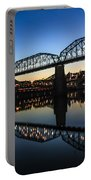 Holiday Lights Chattanooga #3 Portable Battery Charger