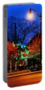 Holiday Lights Portable Battery Charger
