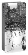 Holiday Skaters Portable Battery Charger