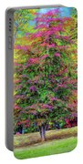 Holly Jolly Tree Portable Battery Charger