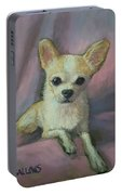 Holly The Chihuahua Portable Battery Charger