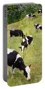 Holstein Cattle Portable Battery Charger