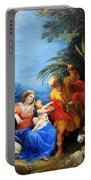 Holy Family Portable Battery Charger