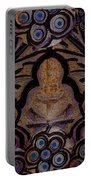 Holy In Peace And Acryl Portable Battery Charger
