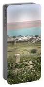 Holy Land: Tiberias Portable Battery Charger