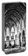 Holy Name Cathedral Chicago Bw 03 Portable Battery Charger