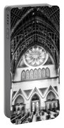 Holy Name Cathedral Chicago Bw 06 Portable Battery Charger