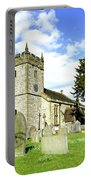 Holy Trinity Church - Ashford-in-the-water Portable Battery Charger