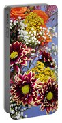 Holy Week Flowers 2017 4 Portable Battery Charger