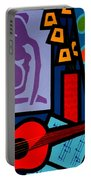 Homage To Matisse II Portable Battery Charger