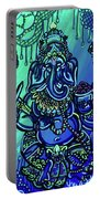 Hombre Buddha Portable Battery Charger