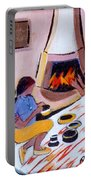 Home And Hearth In Taos Portable Battery Charger