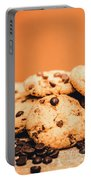 Home Baked Chocolate Biscuits Portable Battery Charger