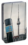 Home Port Berlin Portable Battery Charger