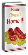 Home Sweet Home  Portable Battery Charger