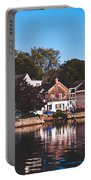 Homes On Kennebunkport Harbor Portable Battery Charger