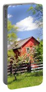 Homestead At Old World Wisconsin Portable Battery Charger