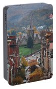 My Hometown Cumberland, Maryland Portable Battery Charger