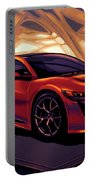 Honda Acura Nsx 2016 Mixed Media Portable Battery Charger