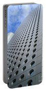 Hong Kong Architecture 38 Portable Battery Charger