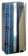 Hong Kong Architecture 49 Portable Battery Charger